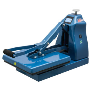 """HT-400 Digital Manual Clamshell Heat Press with 15""""x 15"""" Platen and Splitter Stand"""