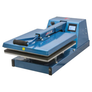 """N880 - Digital Automatic air-operated clamshell press with 16""""x 20"""" platen and Air Filter"""