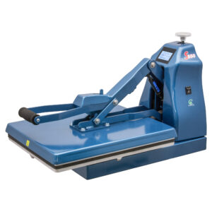 """S650 - Digital Auto-Open clamshell press with 16""""x 20"""" platen and Splitter Stand"""